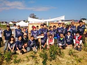 11/21出発・気仙沼行「海べの森号」復興応援ボラバス