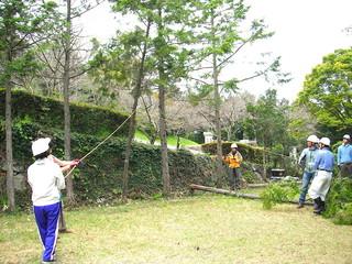 神の泉 森林の楽校2015秋