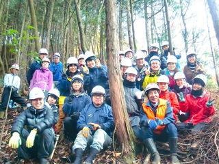 第17期「森林ボランティア青年リーダー養成講座 in東京」