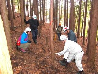第10期「森林ボランティア青年リーダー養成講座 in関西」