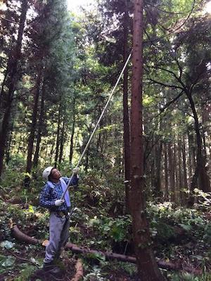 9/22〜24 白神山地 森林の楽校2018