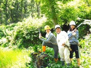 トキの島 森林の楽校2015夏