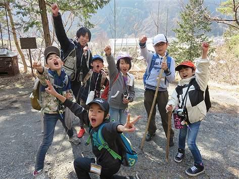 夏の子どもキャンプ  はやかわキッズレンジャーになろう!