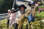 山里で無農薬野菜を作ろう!「雑穀の種まきと生きもの観察」