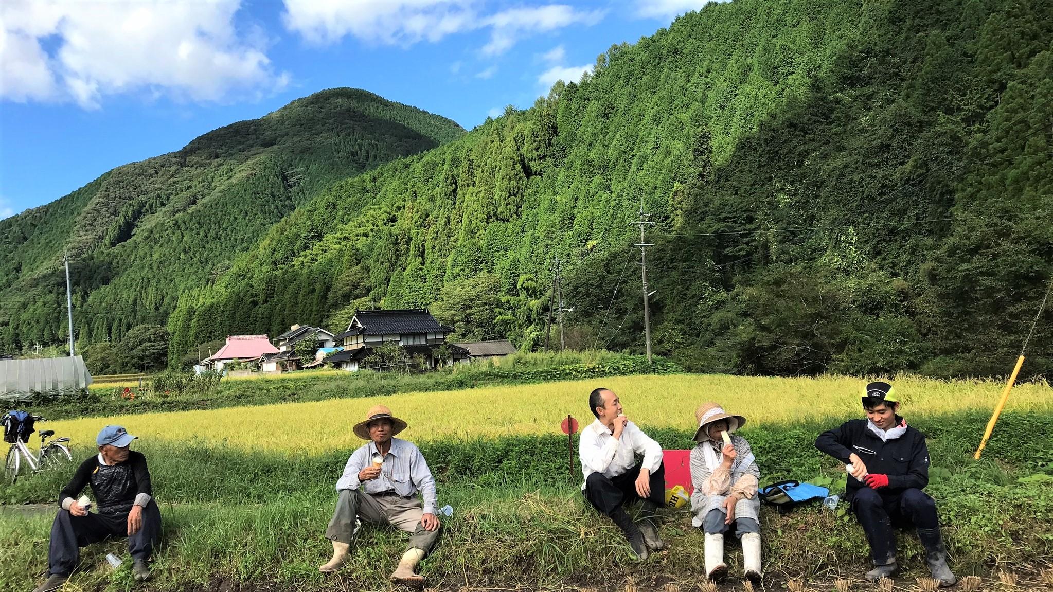 1年間の農山村ボランティア「緑のふるさと協力隊」説明会開催