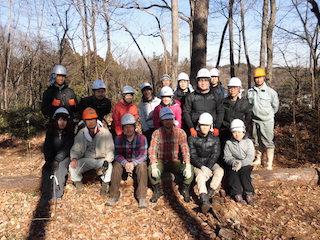 第20期「森林ボランティア青年リーダー養成講座 in東京」