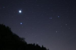 スピカ輝く!春の星空観察プラン