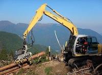 9月12日〜13【林業を体験】四国のへそ 森林の楽校