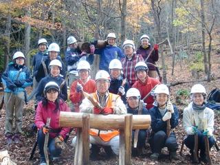第22期「森林ボランティア青年リーダー養成講座 in東京」