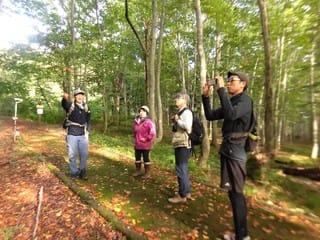 10月8日(金)〜10日(日) 白神山地 森林の楽校2021